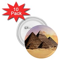 Ancient Archeology Architecture 1 75  Buttons (10 Pack)