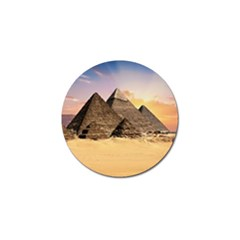 Ancient Archeology Architecture Golf Ball Marker (4 Pack) by Modern2018