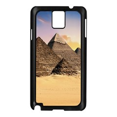 Ancient Archeology Architecture Samsung Galaxy Note 3 N9005 Case (black) by Modern2018