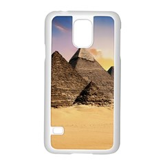 Ancient Archeology Architecture Samsung Galaxy S5 Case (white) by Modern2018
