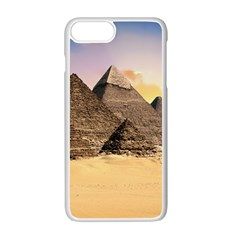 Ancient Archeology Architecture Apple Iphone 7 Plus Seamless Case (white) by Modern2018