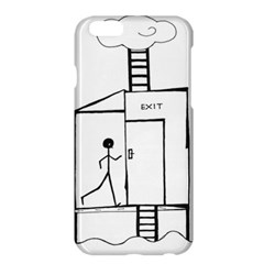 Drawing Apple Iphone 6 Plus/6s Plus Hardshell Case by ValentinaDesign