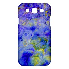 Abstract Blue Texture Pattern Samsung Galaxy Mega 5 8 I9152 Hardshell Case