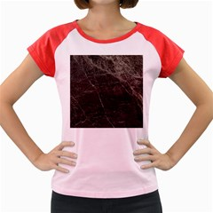 Marble Tiles Rock Stone Statues Women s Cap Sleeve T Shirt
