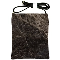 Marble Tiles Rock Stone Statues Shoulder Sling Bags