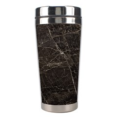 Marble Tiles Rock Stone Statues Stainless Steel Travel Tumblers by Simbadda