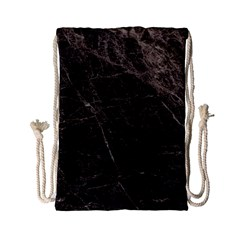 Marble Tiles Rock Stone Statues Drawstring Bag (small)