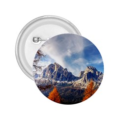 Dolomites Mountains Italy Alpine 2 25  Buttons
