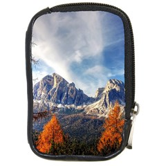 Dolomites Mountains Italy Alpine Compact Camera Cases by Simbadda