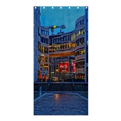 Architecture Modern Building Shower Curtain 36  X 72  (stall)