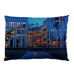 Architecture Modern Building Pillow Case (two Sides)