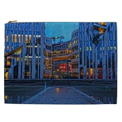 Architecture Modern Building Cosmetic Bag (xxl)