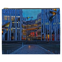 Architecture Modern Building Cosmetic Bag (xxxl)