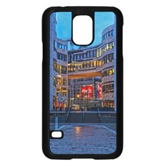 Architecture Modern Building Samsung Galaxy S5 Case (black) by Simbadda