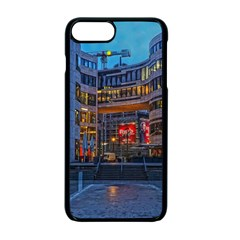 Architecture Modern Building Apple Iphone 7 Plus Seamless Case (black)