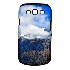 Mountains Alpine Nature Dolomites Samsung Galaxy S Iii Classic Hardshell Case (pc+silicone) by Simbadda