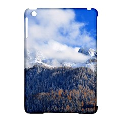 Mountains Alpine Nature Dolomites Apple Ipad Mini Hardshell Case (compatible With Smart Cover)