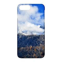 Mountains Alpine Nature Dolomites Apple Iphone 8 Plus Hardshell Case