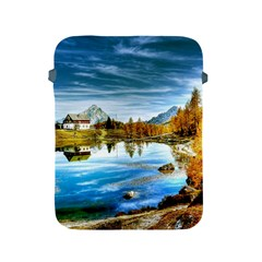 Dolomites Mountains Italy Alpin Apple Ipad 2/3/4 Protective Soft Cases