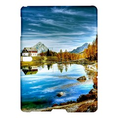 Dolomites Mountains Italy Alpin Samsung Galaxy Tab S (10 5 ) Hardshell Case