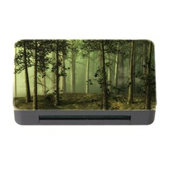 Forest Tree Landscape Memory Card Reader With Cf by Simbadda