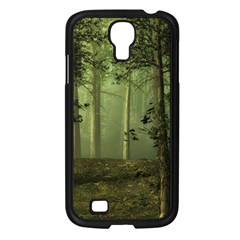 Forest Tree Landscape Samsung Galaxy S4 I9500/ I9505 Case (black)