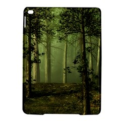 Forest Tree Landscape Ipad Air 2 Hardshell Cases by Simbadda