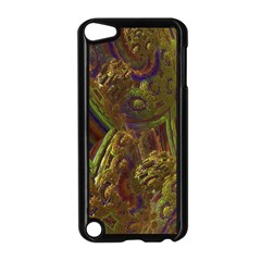 Fractal Virtual Abstract Apple Ipod Touch 5 Case (black)