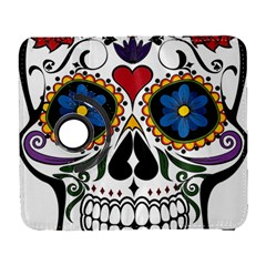 Cranium Sugar Skull Galaxy S3 (flip/folio) by StarvingArtisan