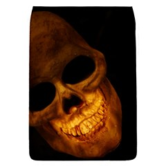 Laughing Skull Flap Covers (s)  by StarvingArtisan