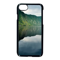 Evening Landscape Apple Iphone 7 Seamless Case (black)
