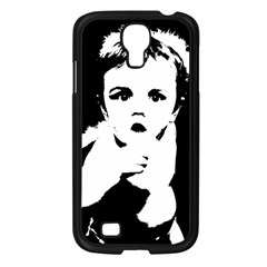 Cupid Samsung Galaxy S4 I9500/ I9505 Case (black)