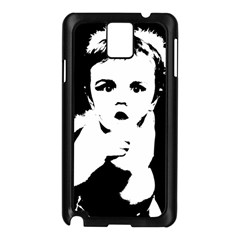 Cupid Samsung Galaxy Note 3 N9005 Case (black) by StarvingArtisan