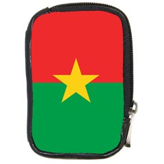 Flag Of Burkina Faso Compact Camera Cases by abbeyz71