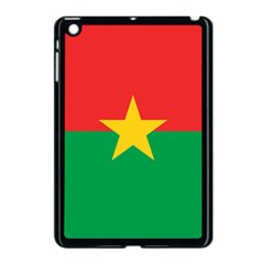 Flag Of Burkina Faso Apple Ipad Mini Case (black) by abbeyz71