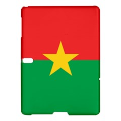 Flag Of Burkina Faso Samsung Galaxy Tab S (10 5 ) Hardshell Case  by abbeyz71