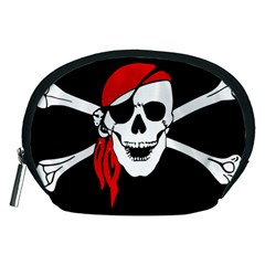 Pirate Skull Accessory Pouches (medium)  by StarvingArtisan