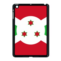 Flag Of Burundi Apple Ipad Mini Case (black) by abbeyz71