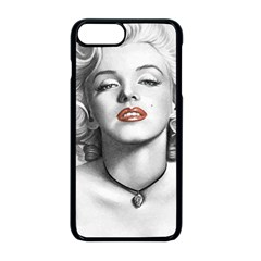 Blonde Bombshell Apple Iphone 8 Plus Seamless Case (black) by StarvingArtisan