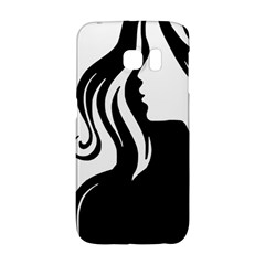 Long Haired Sexy Woman  Galaxy S6 Edge by StarvingArtisan