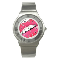 Smile Stainless Steel Watch