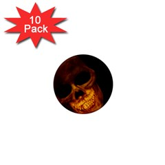 Skull 1  Mini Magnet (10 Pack)  by StarvingArtisan