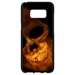 Skull Samsung Galaxy S8 Black Seamless Case