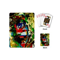 Catalina Island Not So Far 5 Playing Cards (mini)  by bestdesignintheworld