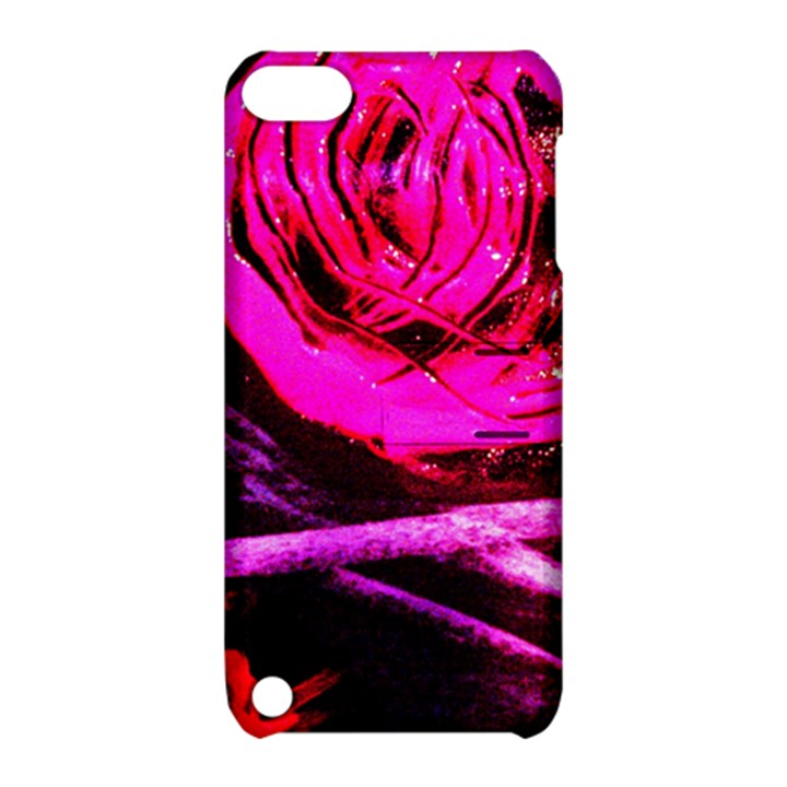 Calligraphy 2 Apple iPod Touch 5 Hardshell Case with Stand