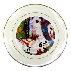 Doves Match 1 Porcelain Plates by bestdesignintheworld