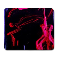 Calligraphy 4 Large Mousepads by bestdesignintheworld