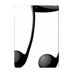 Music Note Apple Ipad Pro 10 5   Hardshell Case by StarvingArtisan
