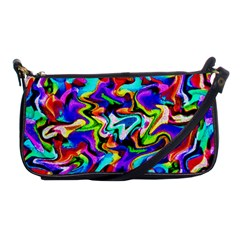 Artwork By Patrick Colorful 40 Shoulder Clutch Bags by ArtworkByPatrick