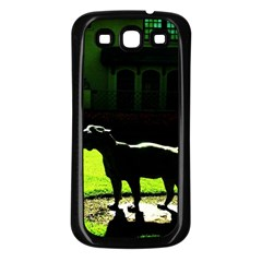 Guard 3 Samsung Galaxy S3 Back Case (black) by bestdesignintheworld
